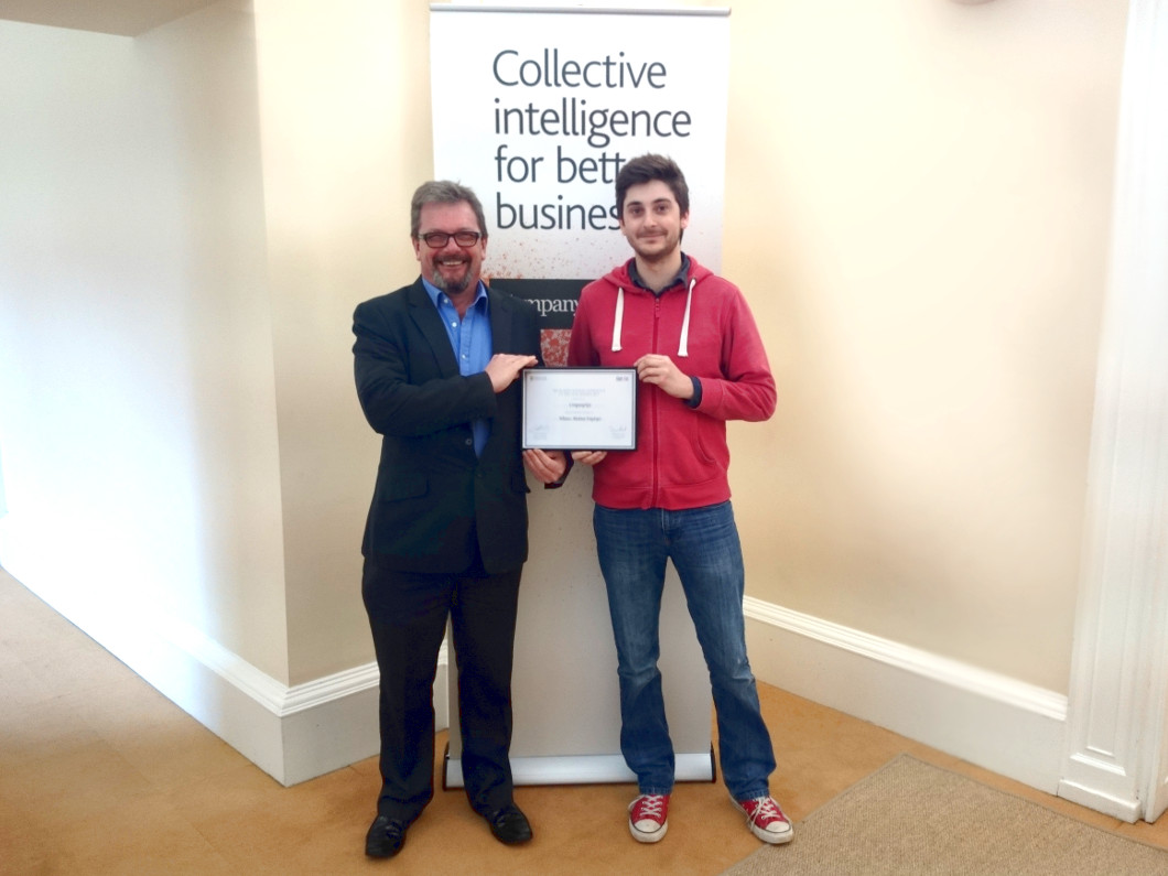Apprentice Employer of the Year 2015
