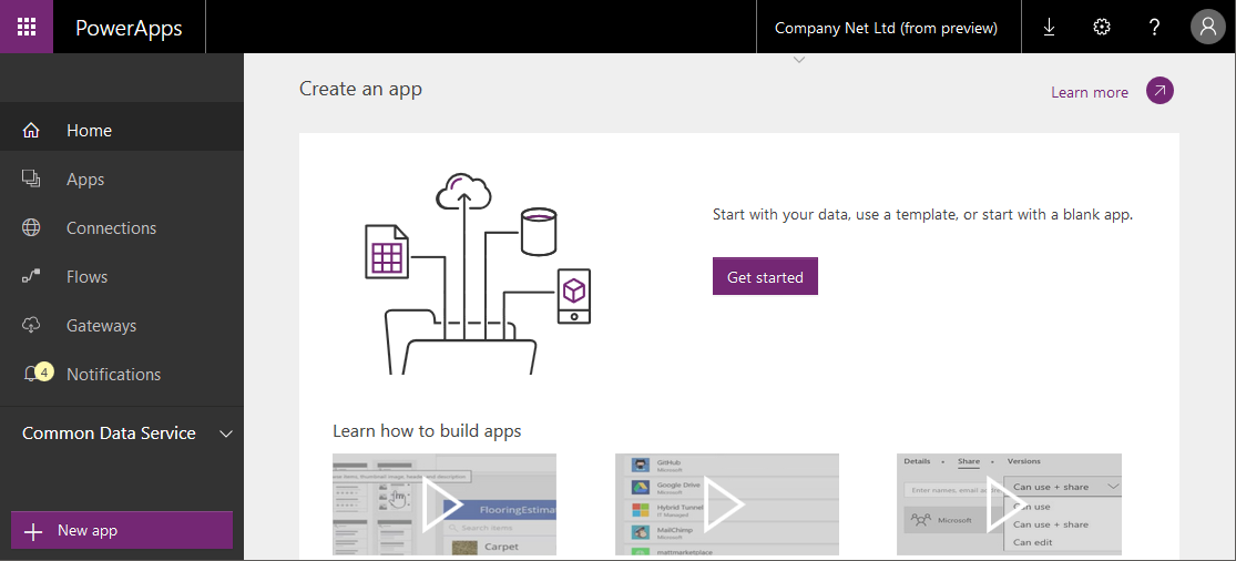 PowerApps release: why you should be excited | CompanyNet